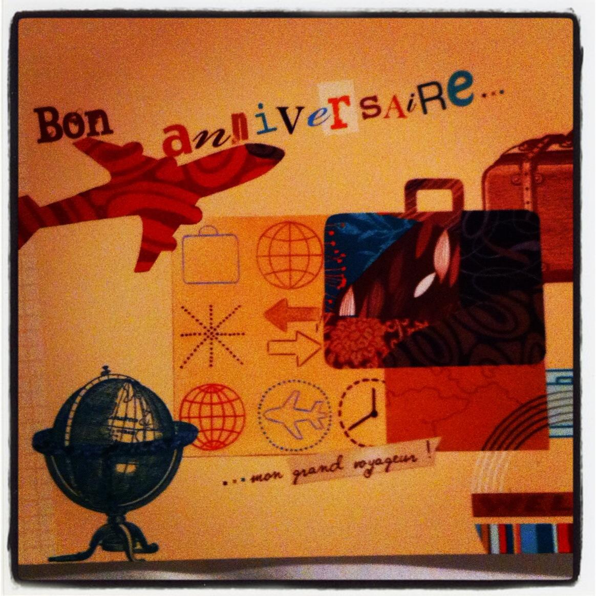 Bon Anniversaire Ala France Et Monaco Where In The World Is Lola